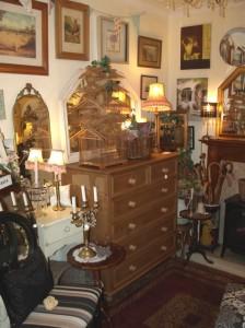 Coach House interior.